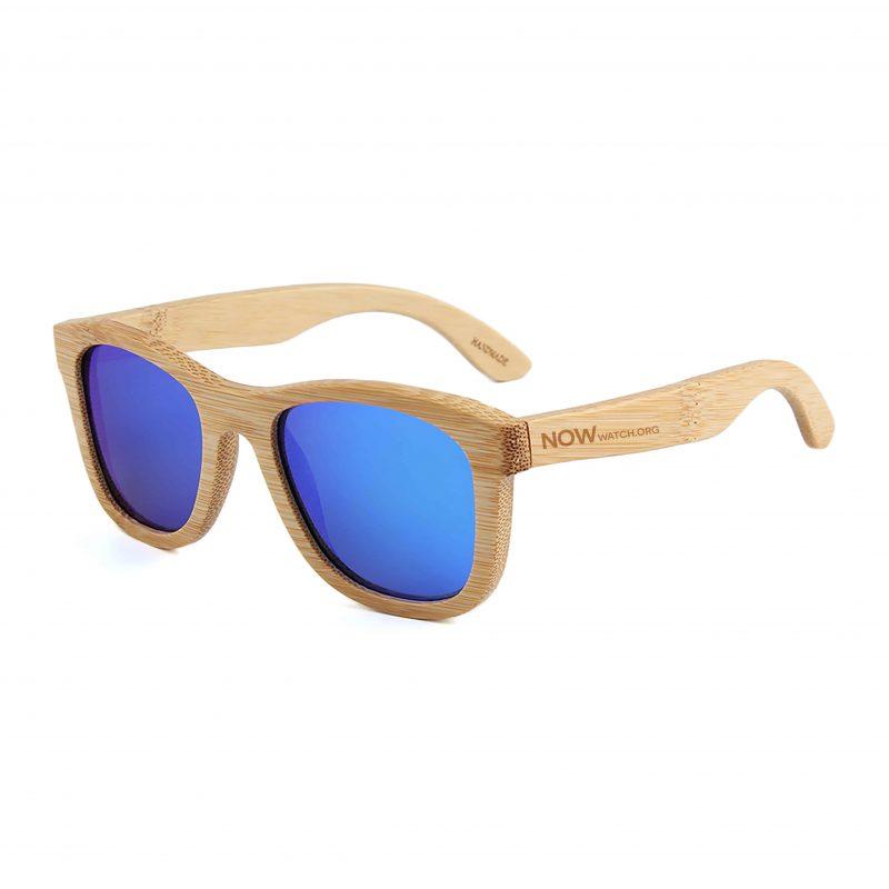 now bamboo sunglasses