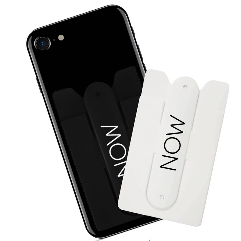 now phone card holder